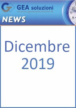 Newsletter Dicembre2019