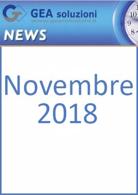 Newsletter nov2018