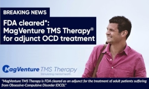 Magventure News - MagVenture receives FDA clearance for OCD