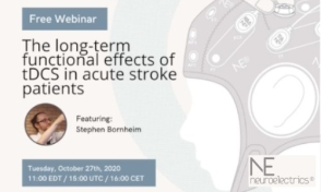 WEBINAR NE - The long-term functional effects of tDCS in acute stroke patients